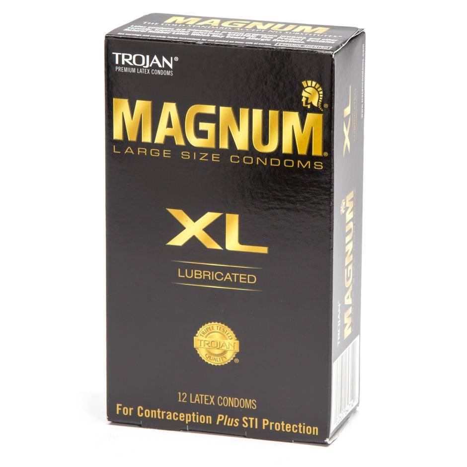 Magnum gegen normale Kondome