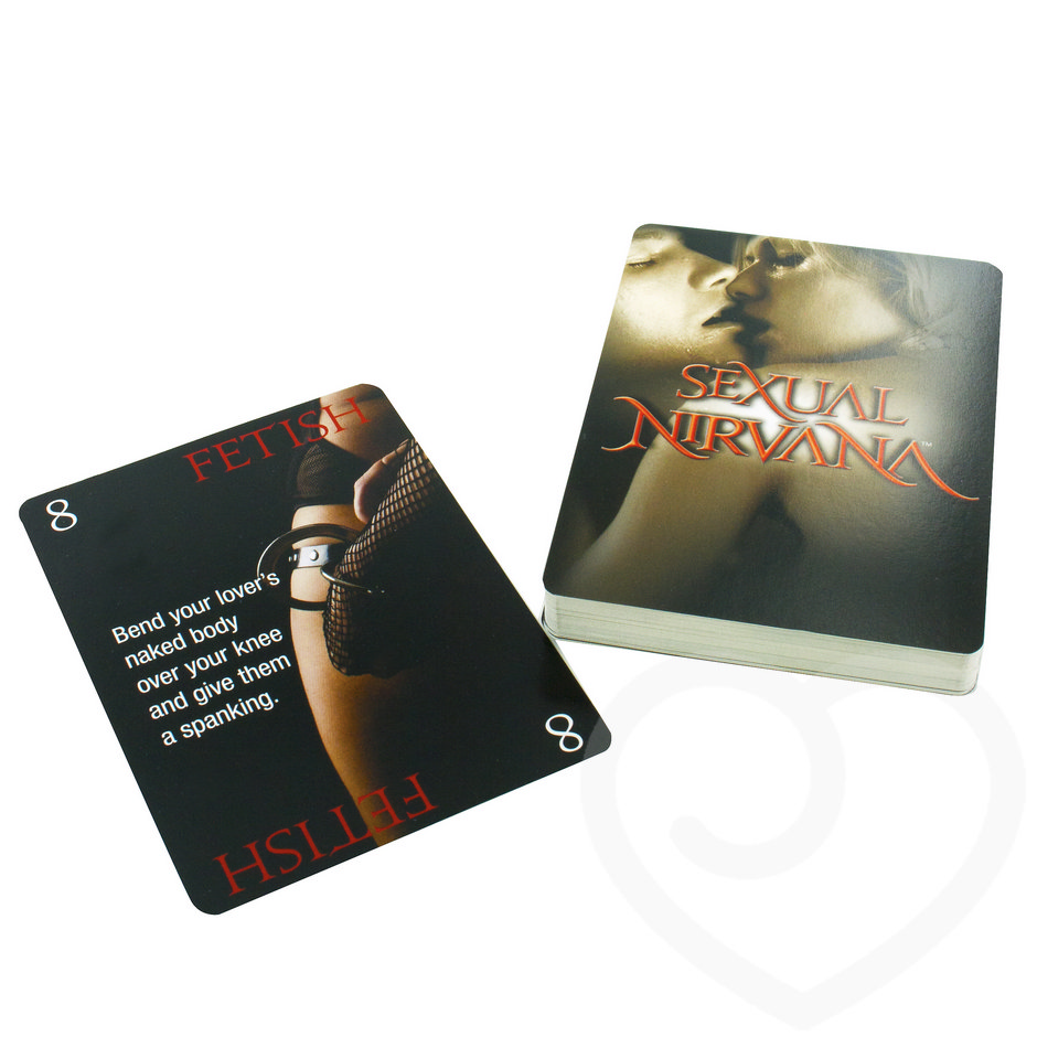 Sexual Nirvana Couple's Card Game