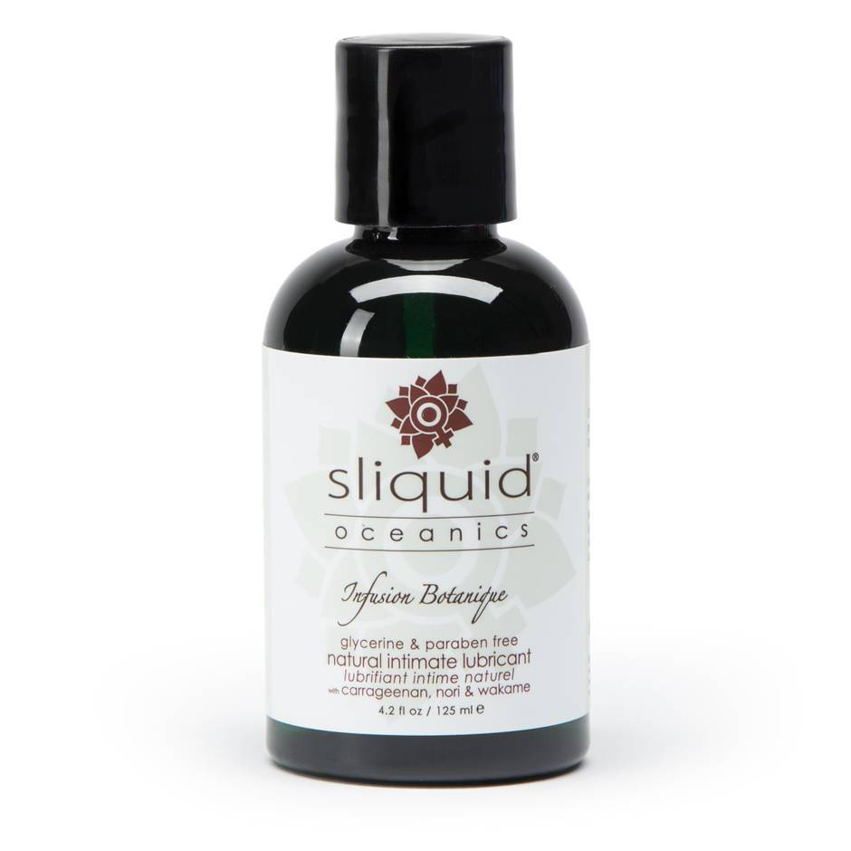 Sliquid Organics Oceanics Natural Lube 125ml