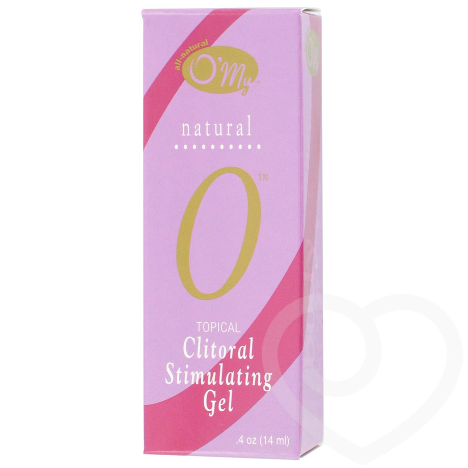 O'My Clitoral Stimulating Gel (14ml)