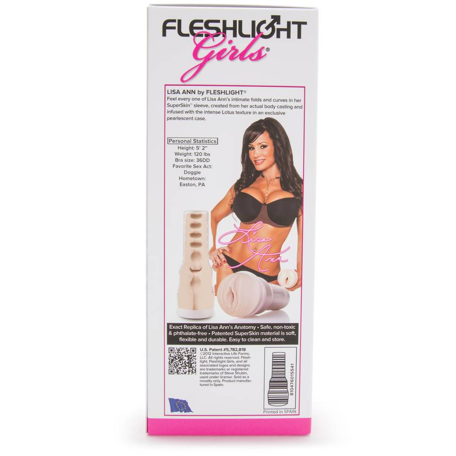 lisa ann fleshlight free porno movis