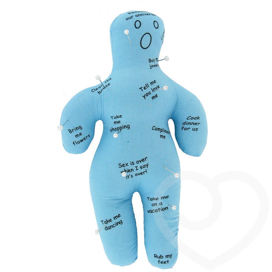 Husband Voodoo Doll