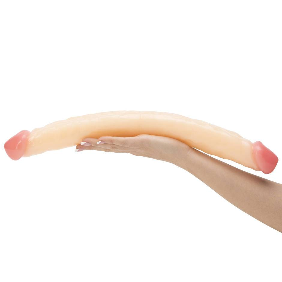 Jelly Double-Ended Dildo 18 Inch - Lovehoney-8363