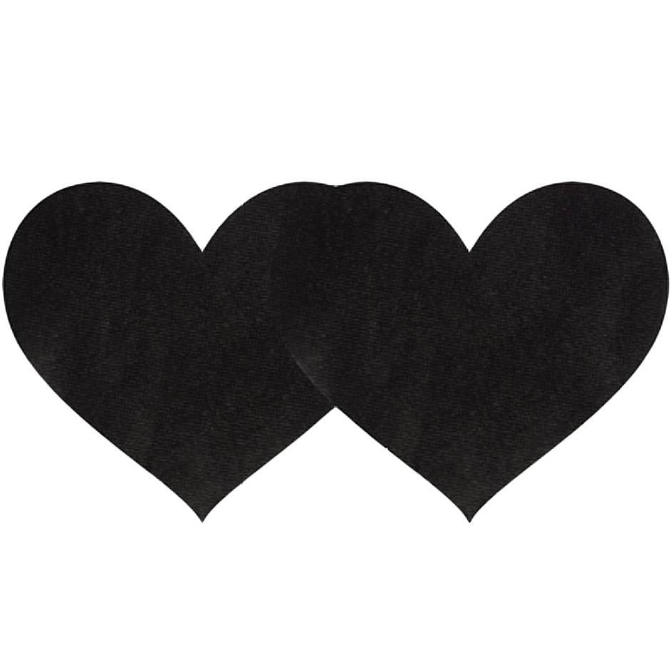 Peekaboos Premium Heart Shaped Nipple Pasties