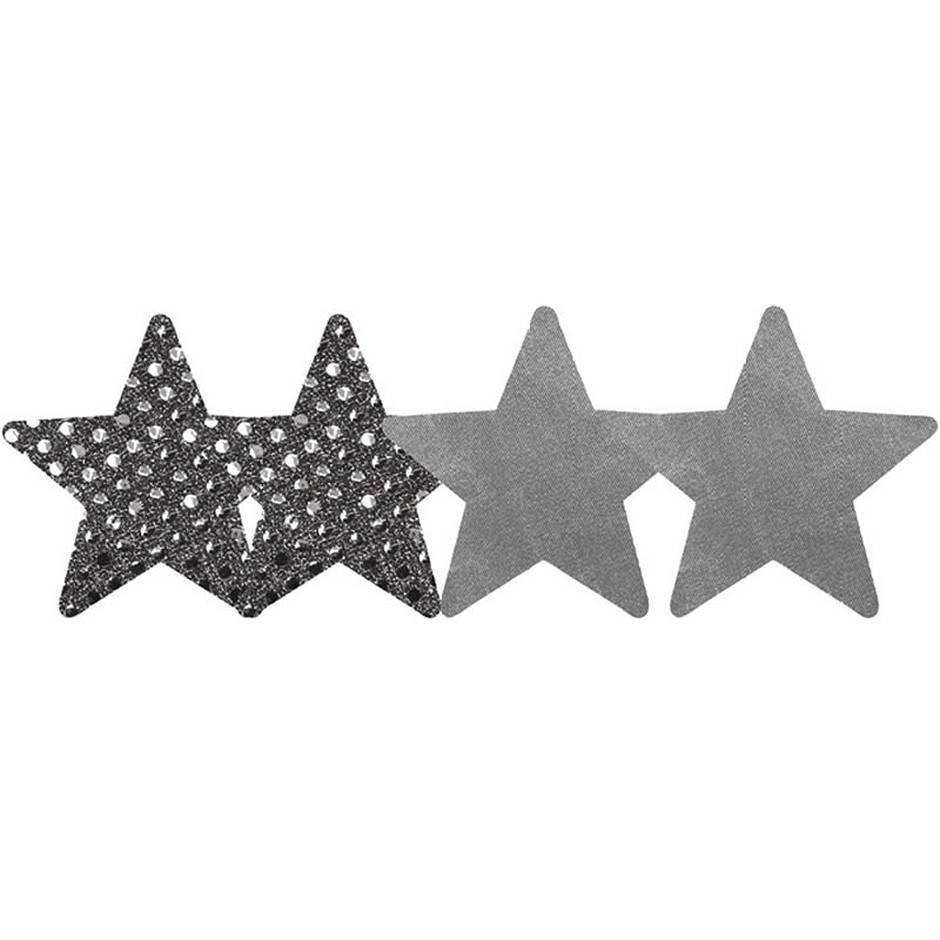 Peekaboo Premium Star Shaped Nipple Pasties
