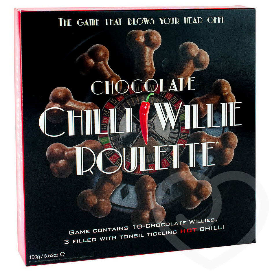 Chilli Chocolate Willie Roulette Game