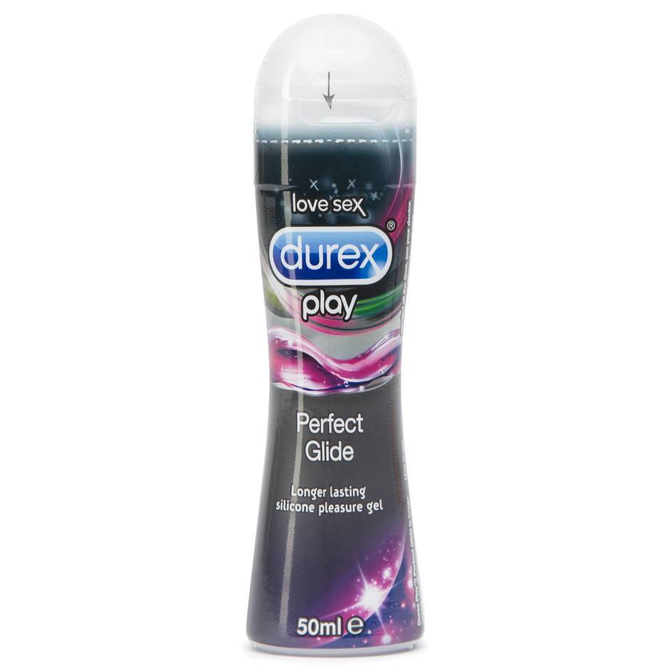 Lubrifiant intime silicone Perfect Glide 50 ml, Durex Play