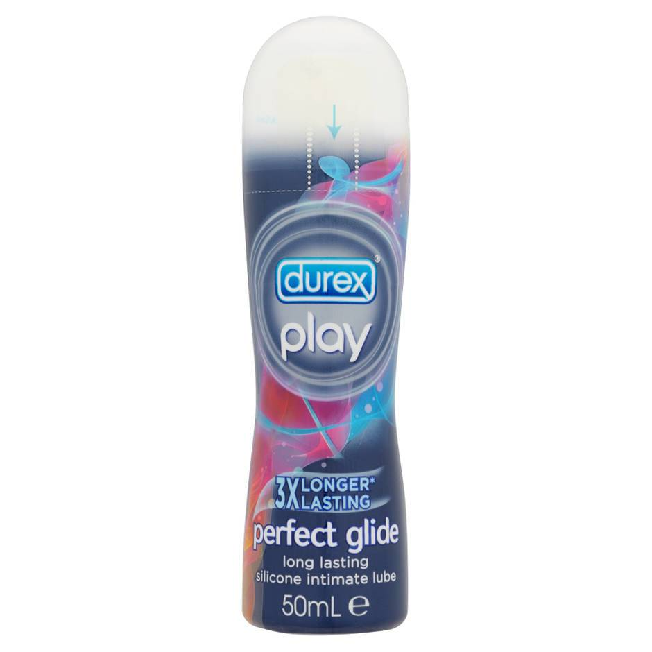 Durex Play Perfect Glide Silicone Lube 50ml