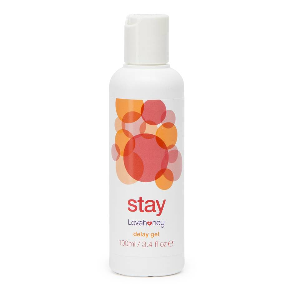 Lubricante Retardante 100ml Stay Lovehoney