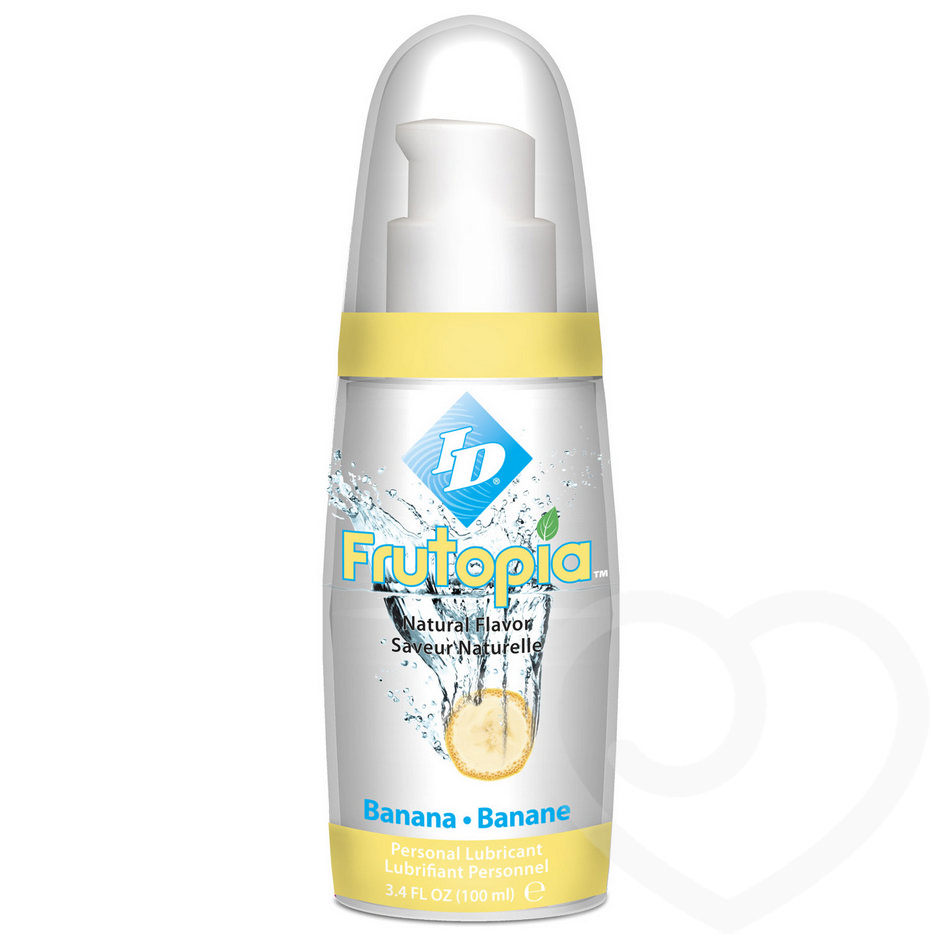 ID Frutopia Natural Banana Flavoured Lube 100ml