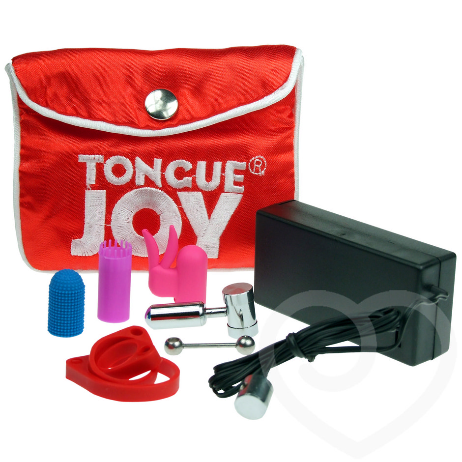 Joy vibrator tongue