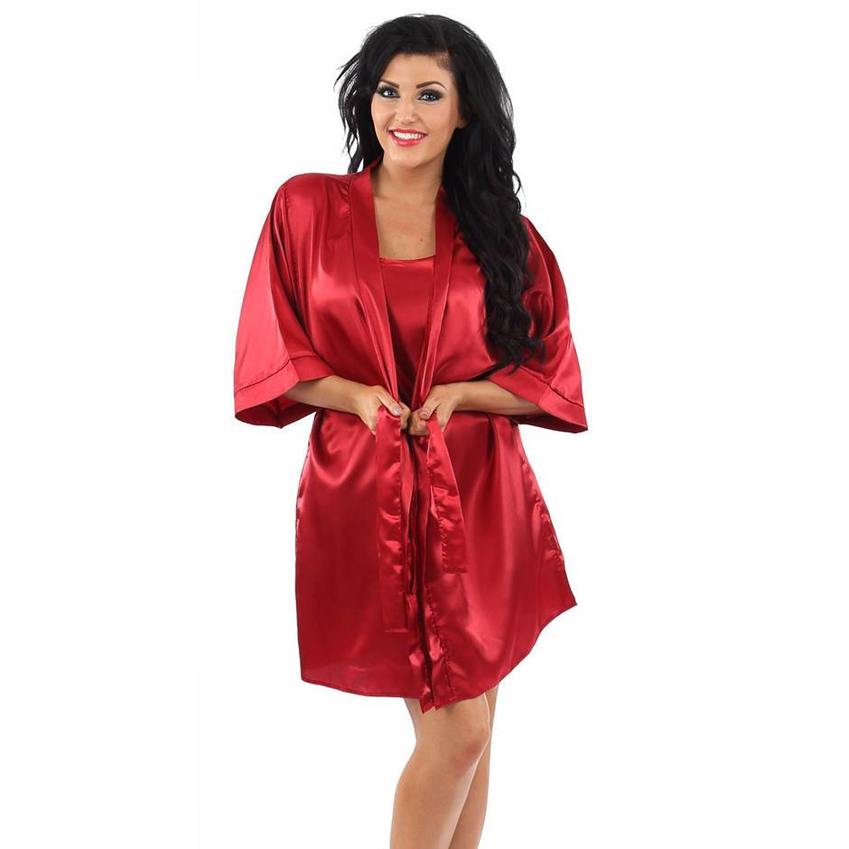 Classified Sunburst Sweet Dreams Robe