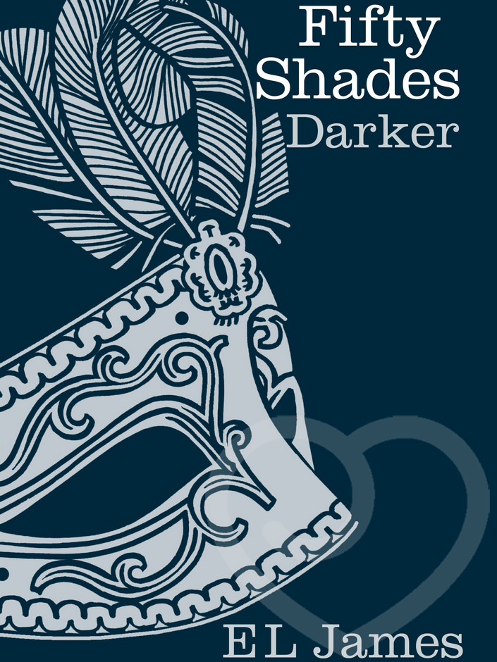 Fifty Shades Darker by E L James Limited Edition Hardback