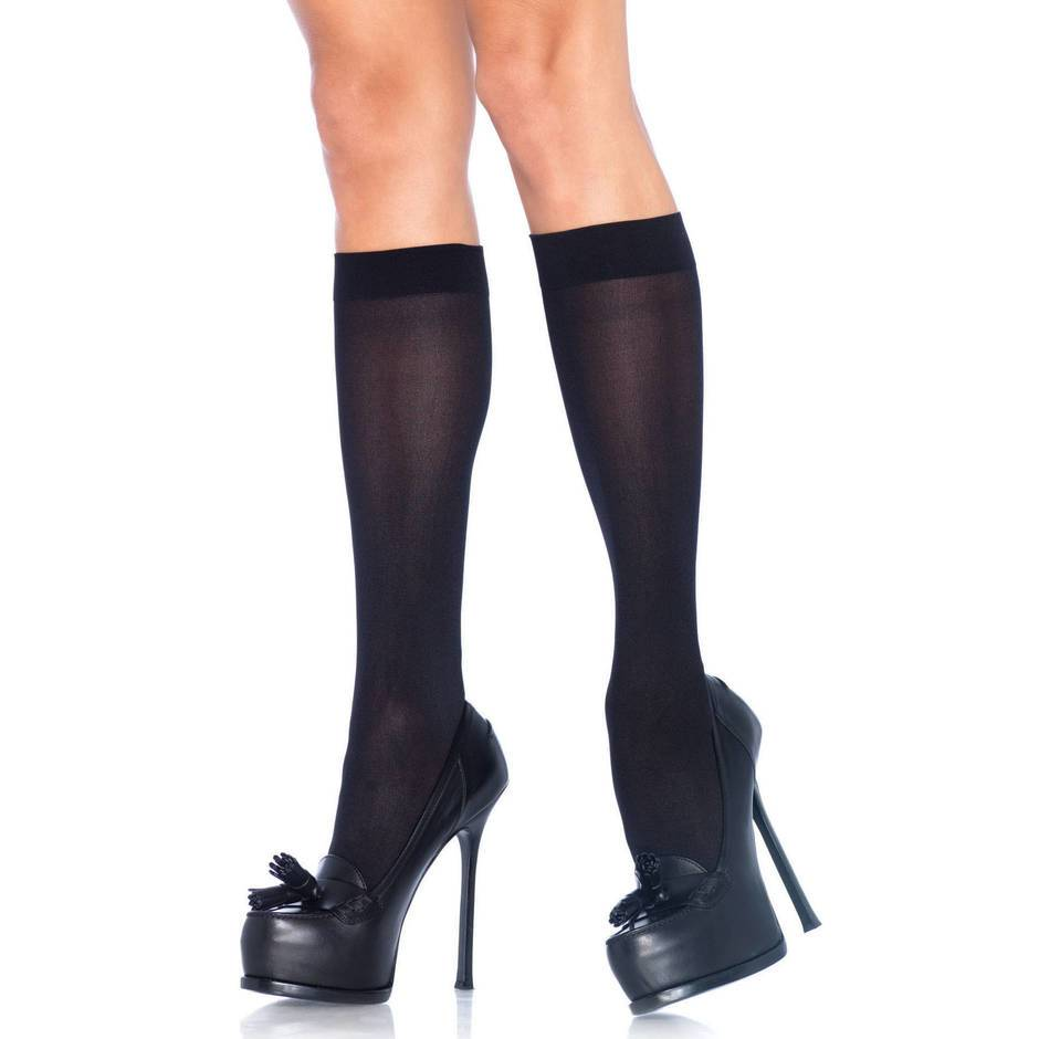 Leg Avenue Schoolgirl Knee High Socks