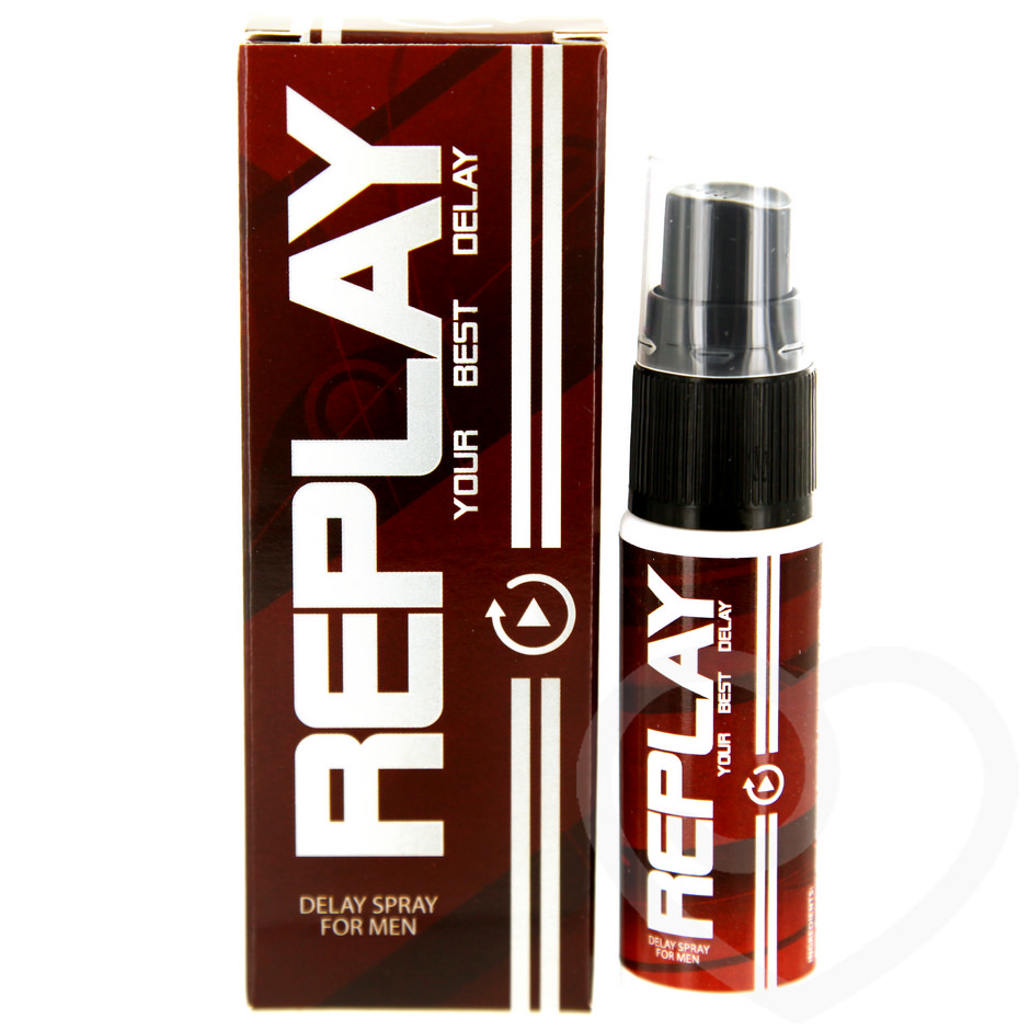 Replay Delay Spray for Men 20ml