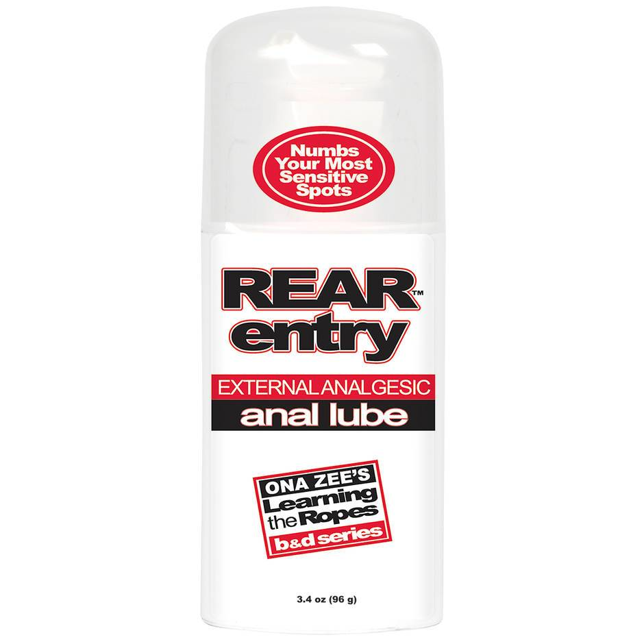 Doc Johnson Rear Entry Desensitising Anal Lube 96g