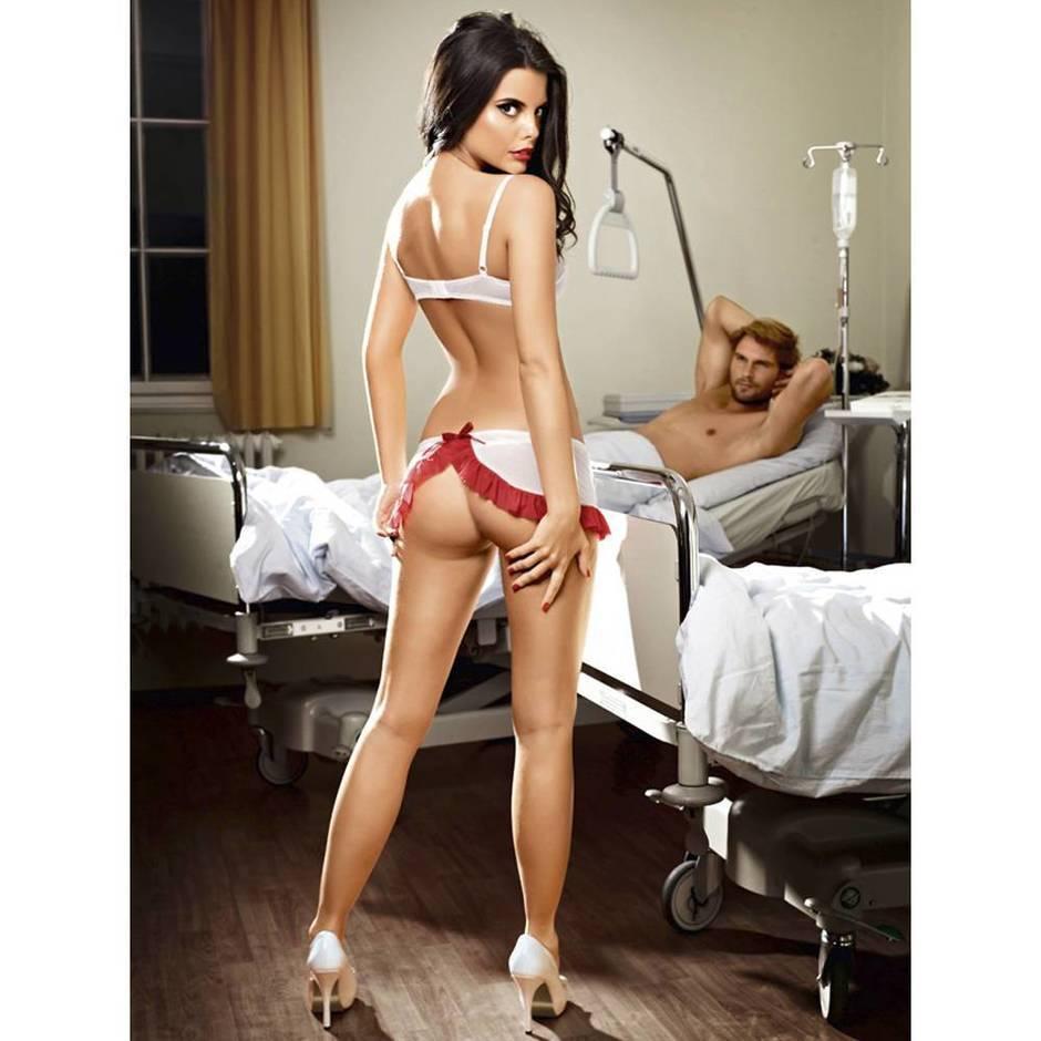 nurse outfit lingerie