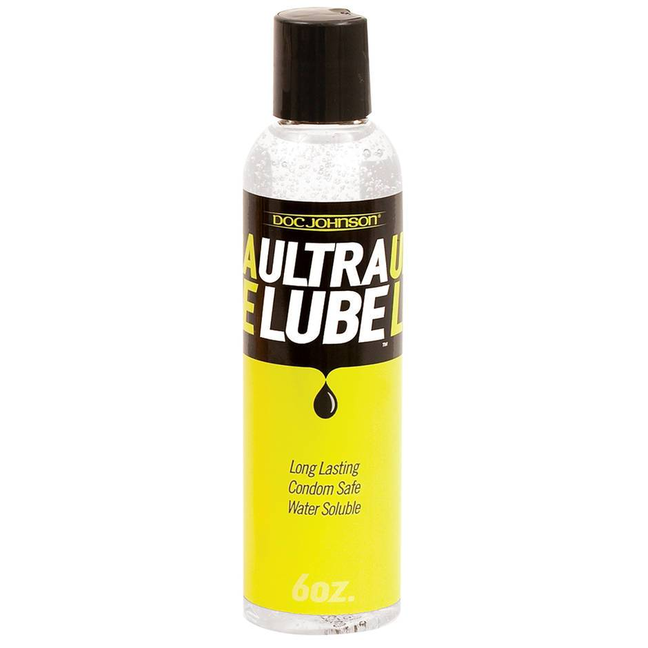 Doc Johnson Ultra Lube Water-Based Lubricant 170ml