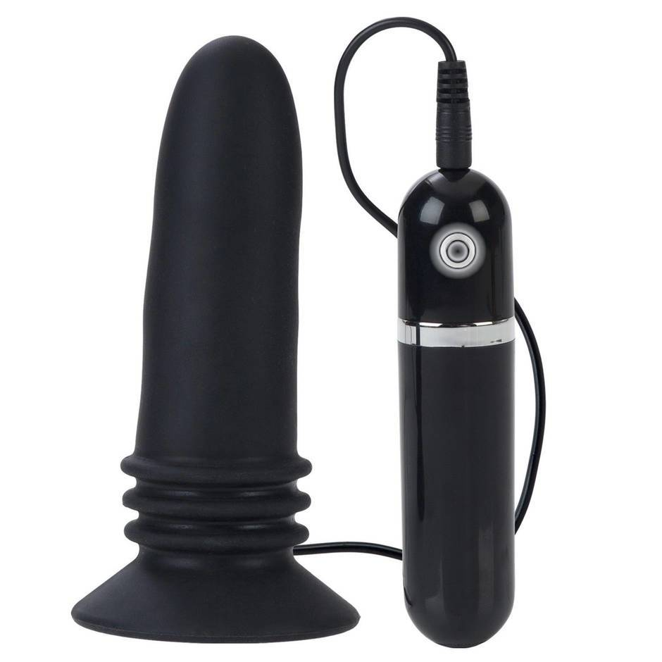 10 Function Adonis Silicone Anal Vibrator
