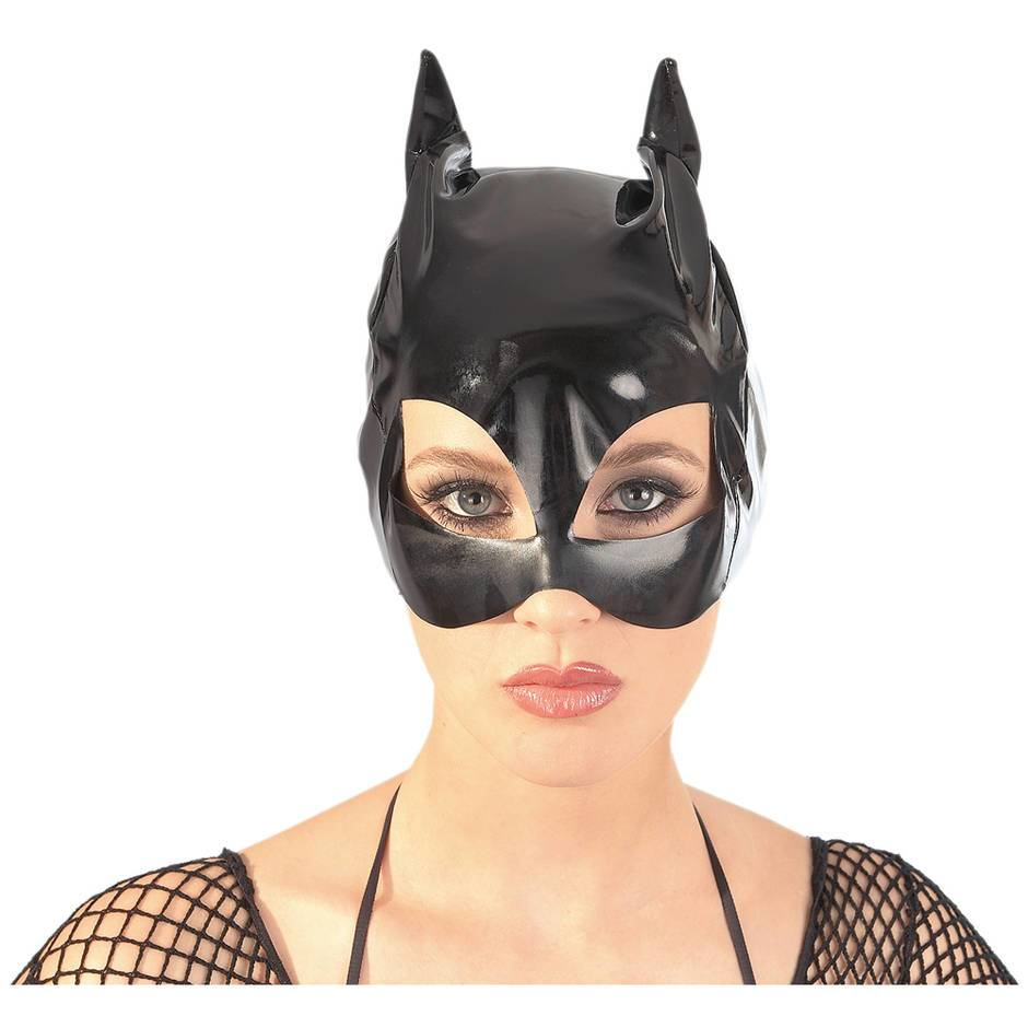 PVC Cat Mask with Ears