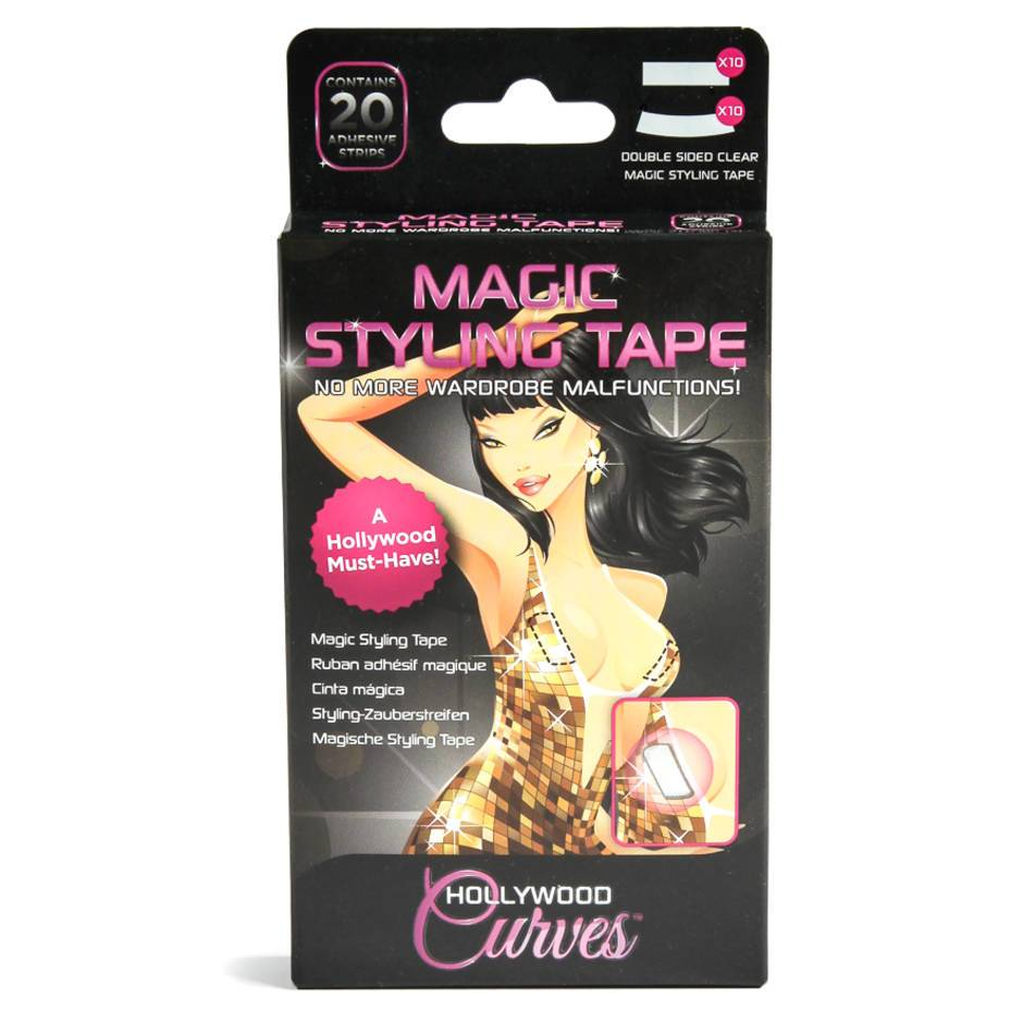 Hollywood Curves Magic Styling Tit Tape
