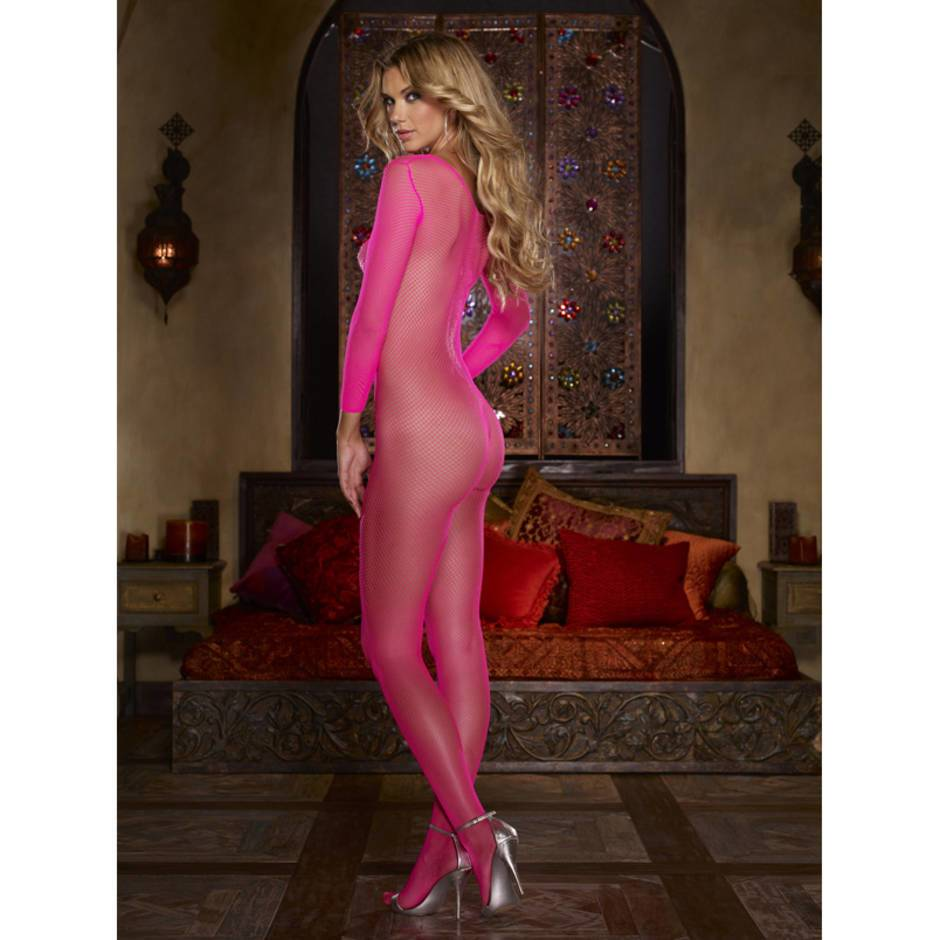 Dreamgirl Fishnet Bodystocking
