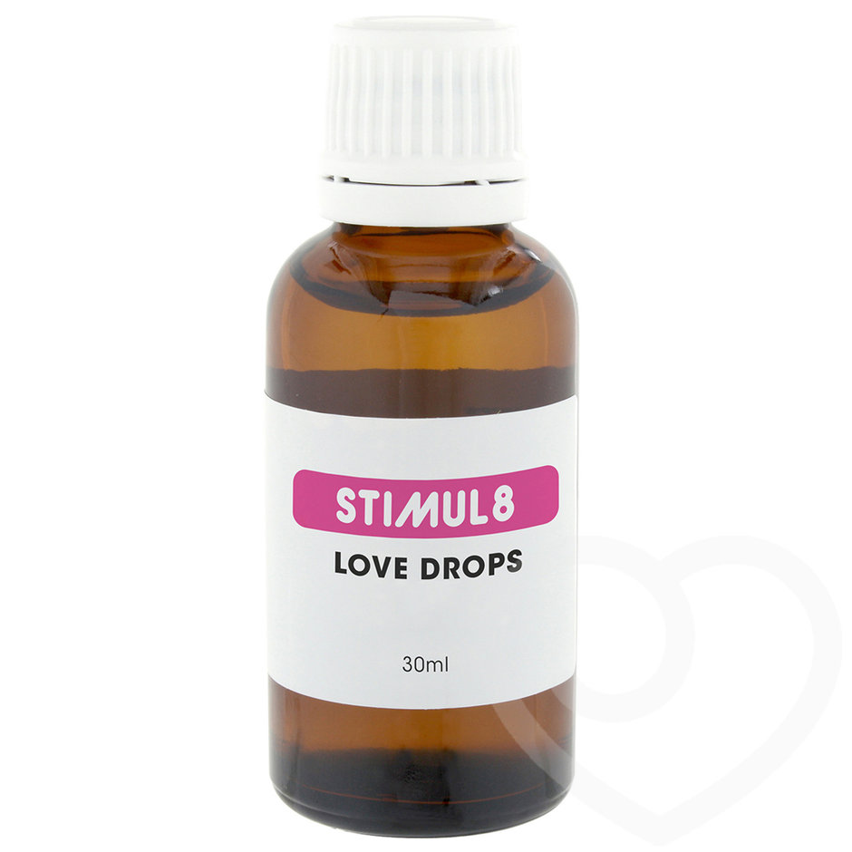 Stimul8 Organic Spanish Love Drops for Him 20ml