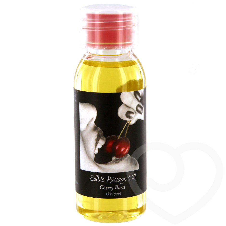 Earthly Body Massage Oil 30ml