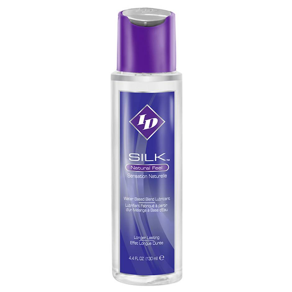 ID Seidiges Hybrid-Gleitmittel - Silk - 130 ml