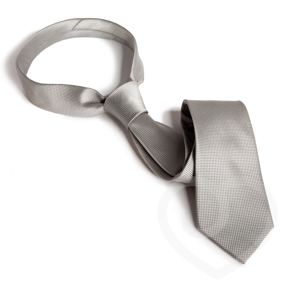 The Silver Collection Silky Neck Tie Restraint