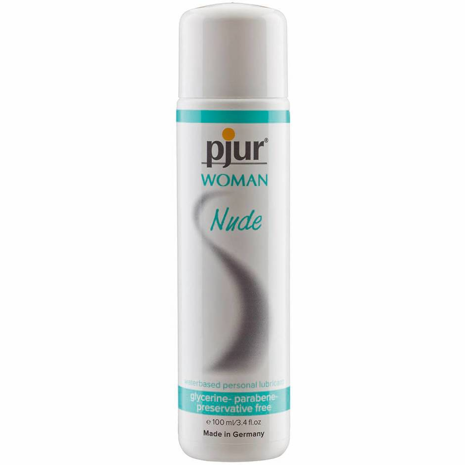 pjur Woman Nude Sensitive Water-Based Lubricant 100ml