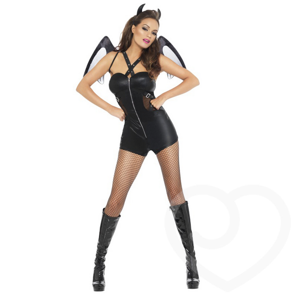 Fever Dangerous and Sexy Devil Costume
