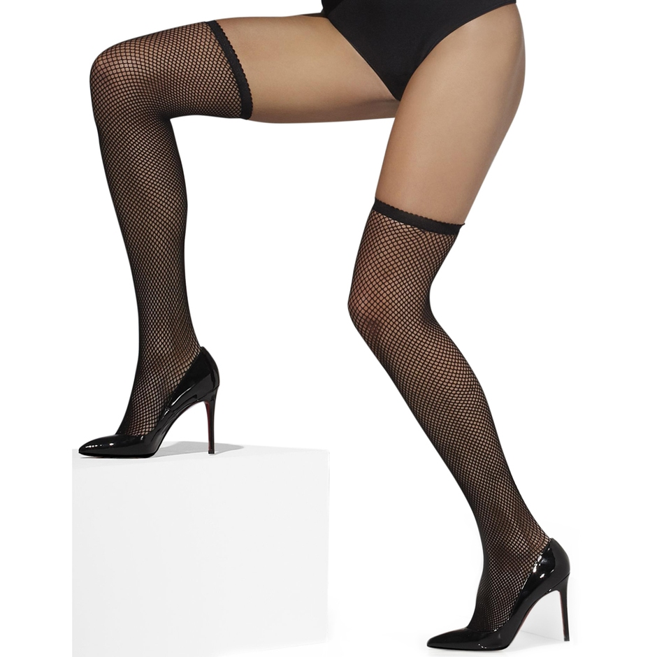 Fever Fishnet Hold-Ups