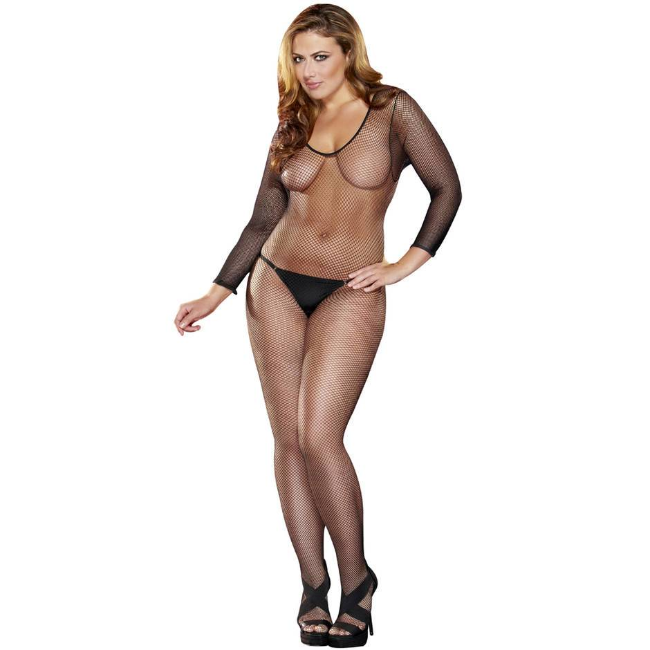 Lapdance Crotchless Fishnet Bodystocking