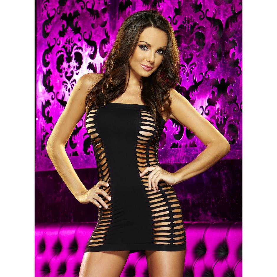 Lapdance Naughty Girl Sexy Mini Dress