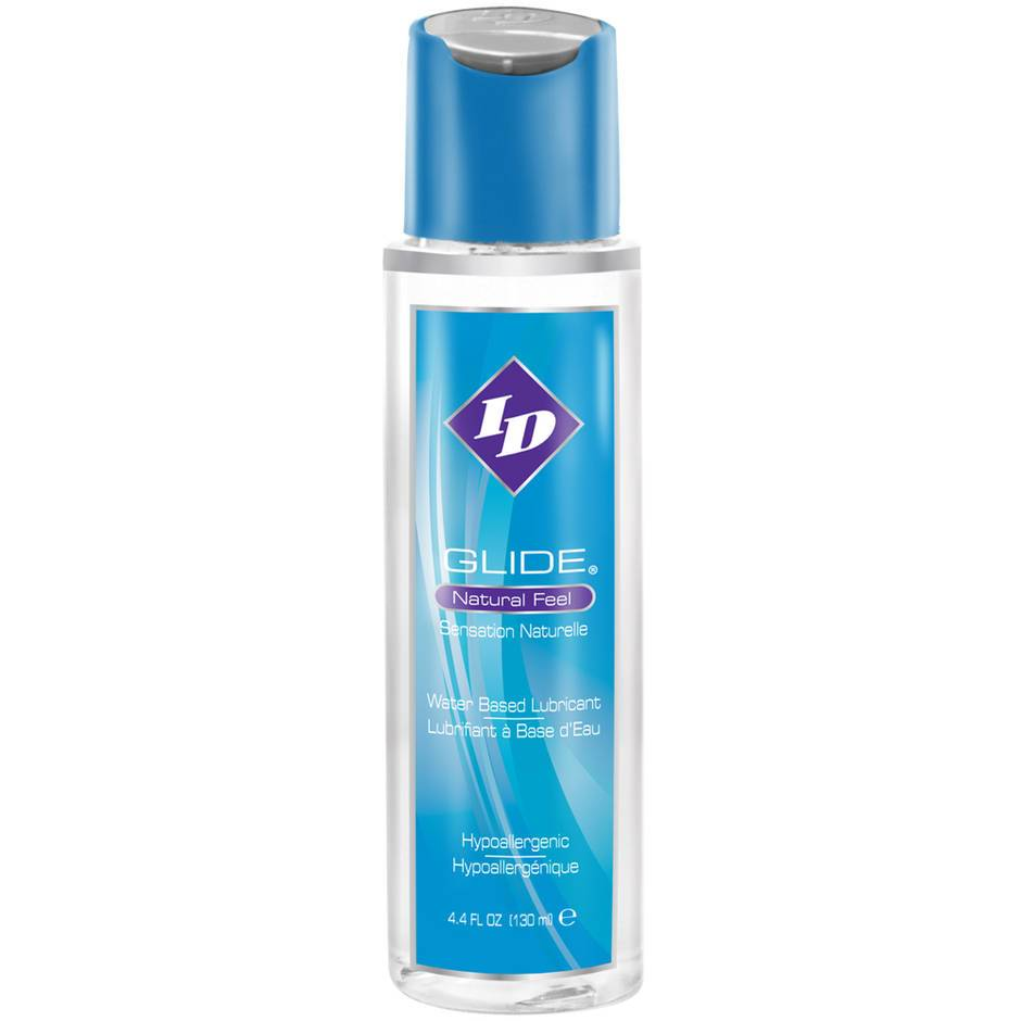 ID Glide Water-Based Lubricant 4.4 fl. oz