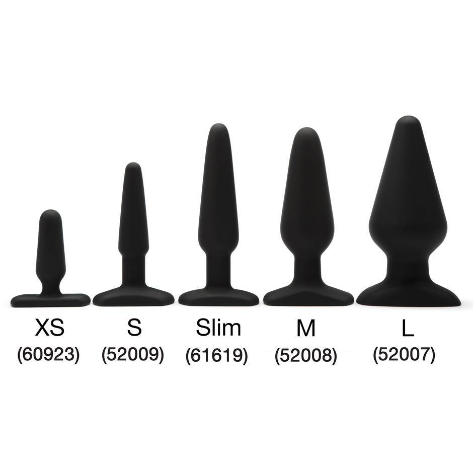 Think, that Beginner use of anal plugs not