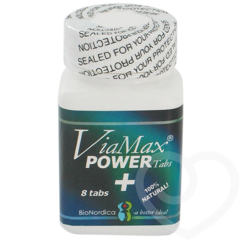 ViaMax Power Erection Tablets (8)