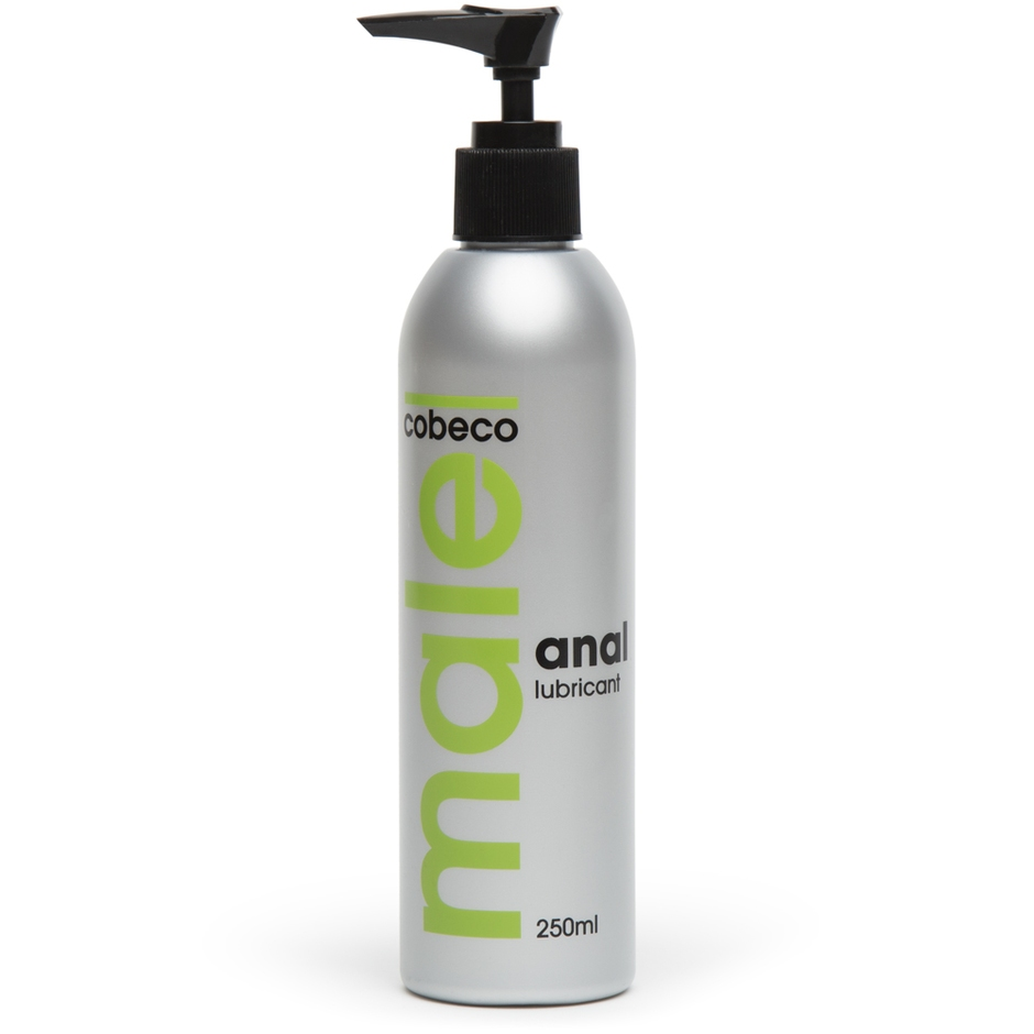 Male Cobeco Water-Based Anal Lubricant 250ml