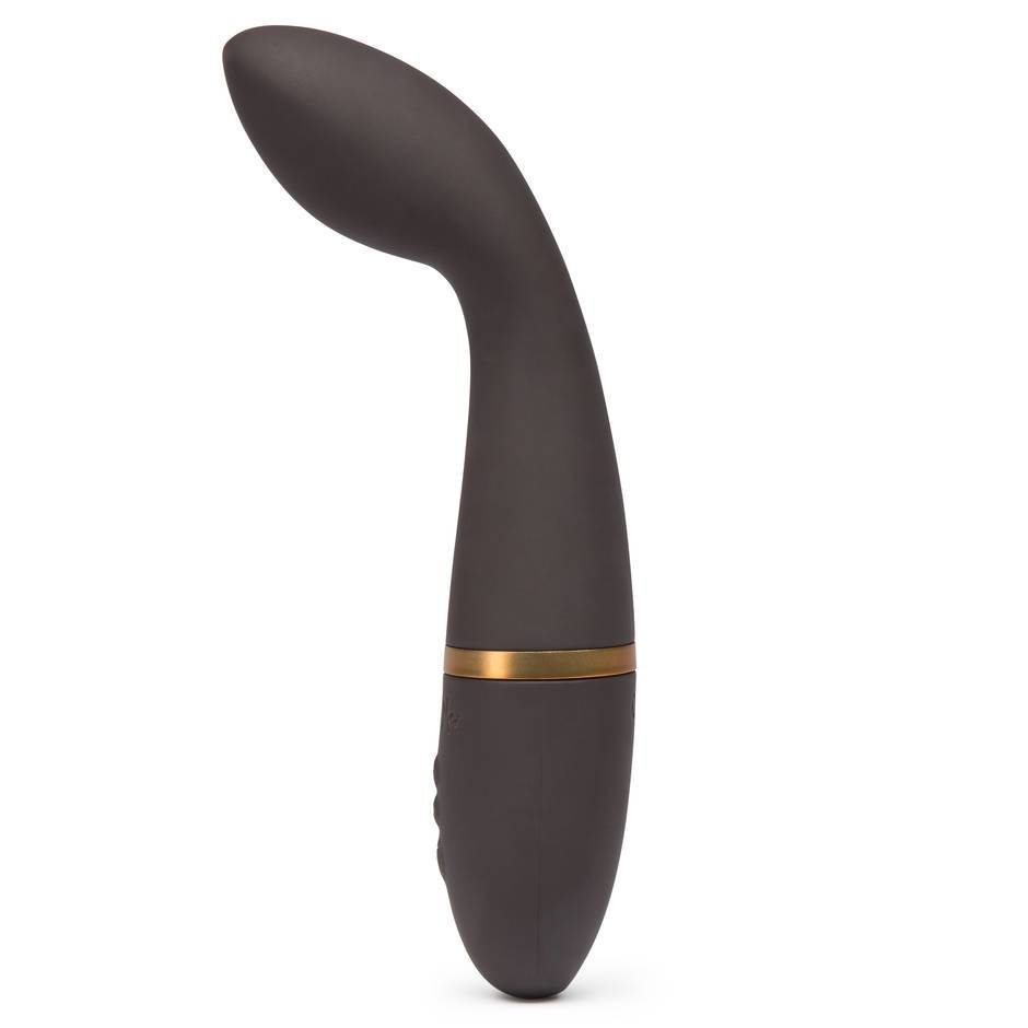 Vibromasseur point G rechargeable Georgiana, Coco de Mer