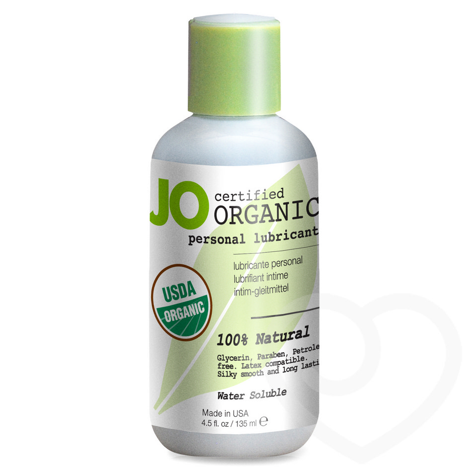 System JO Organic Water-Based Lubricant 135ml