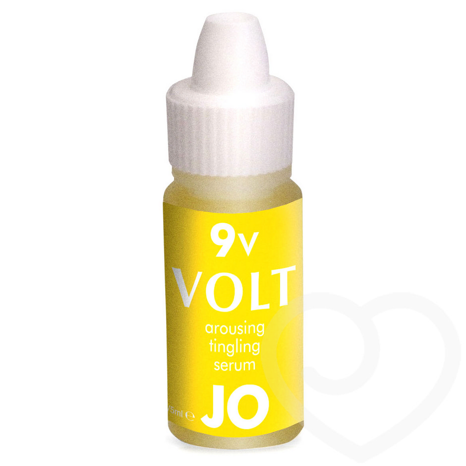 System JO 9 VOLT Stimulating Serum for Women 5ml
