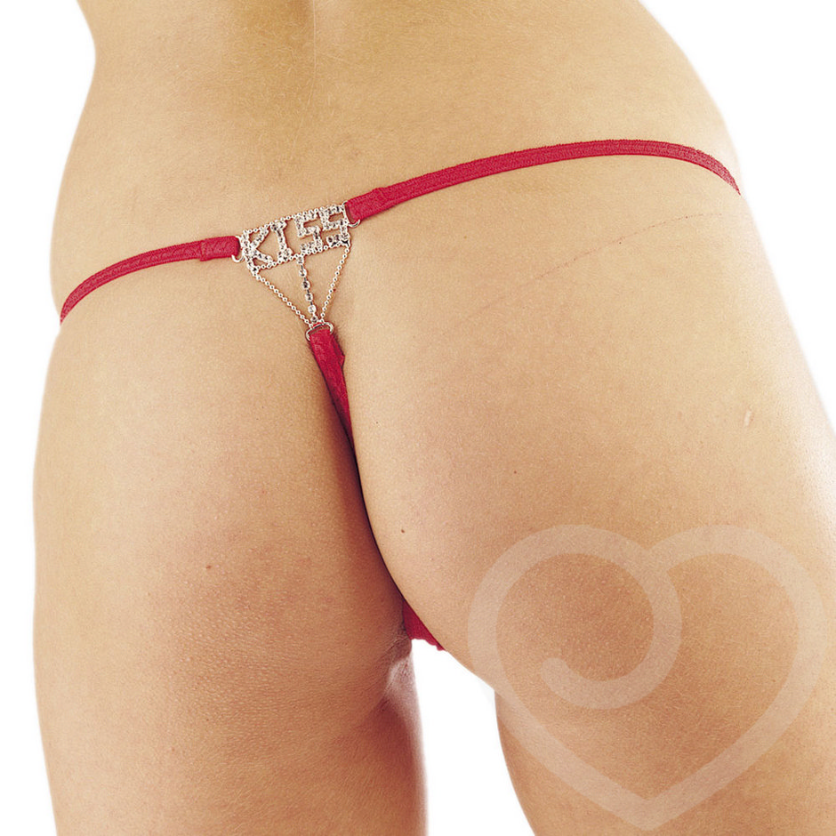 Classified Kiss G-String