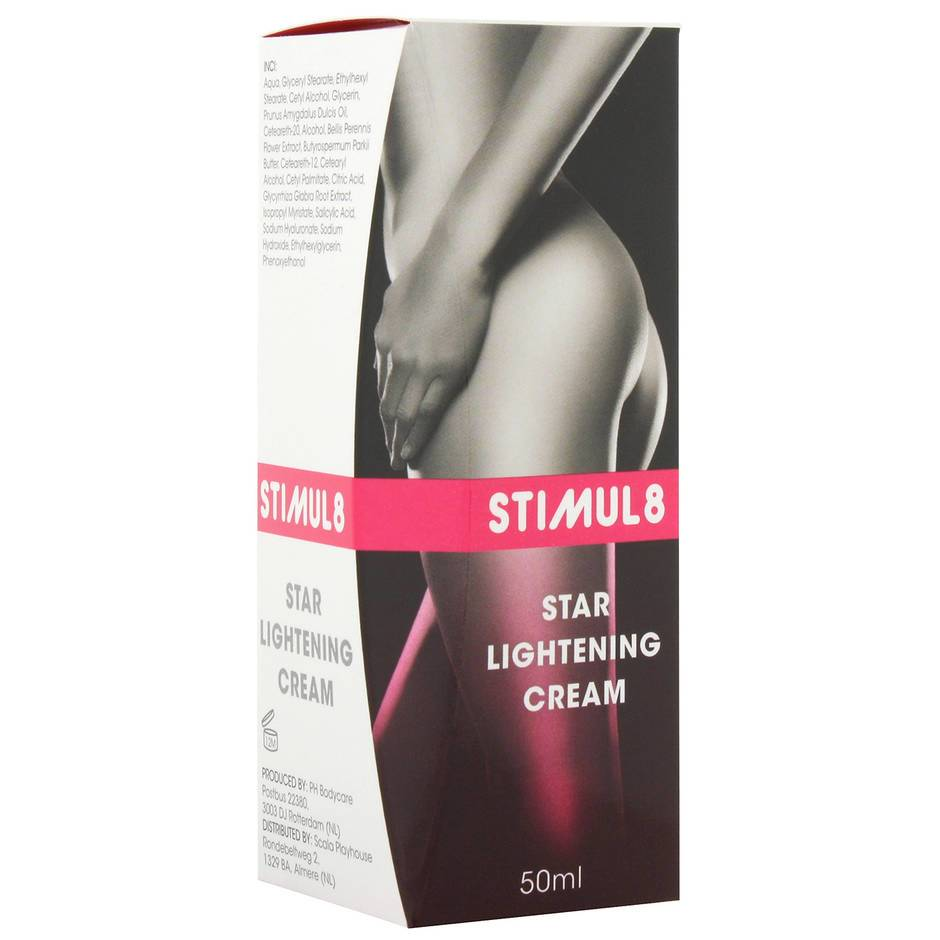 Stimul8 Star Intimate Skin Lightening Cream 50ml
