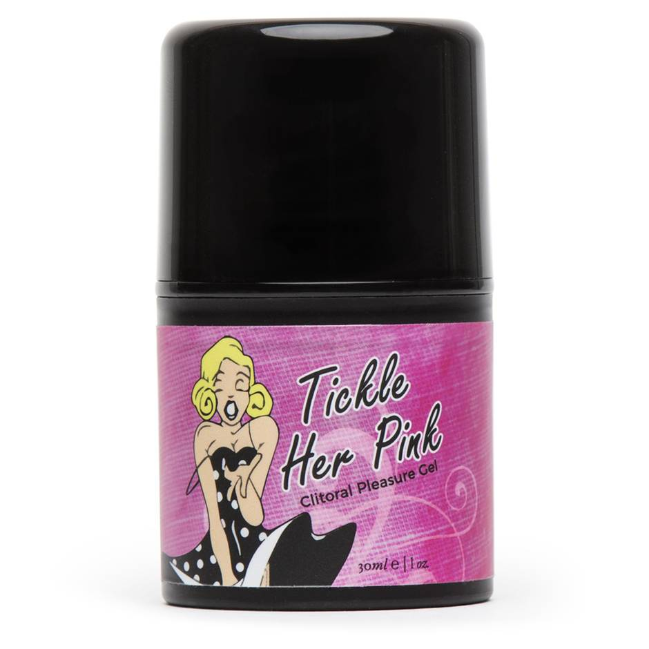 Gel stimulant clitoris 30 ml, Tickle Her Pink
