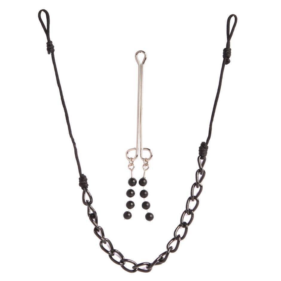 Fetish Fantasy Nipple and Clit Jewelry Set