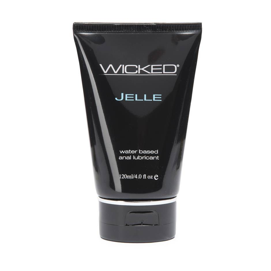 Lubrifiant anal sensuel à base d'eau 120 ml par Wicked