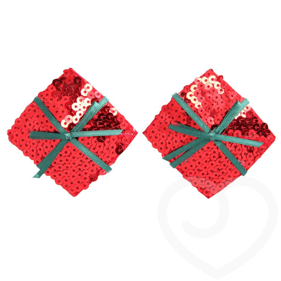 weihnachtsgeschenk nippelsticker nippel quasten. Black Bedroom Furniture Sets. Home Design Ideas