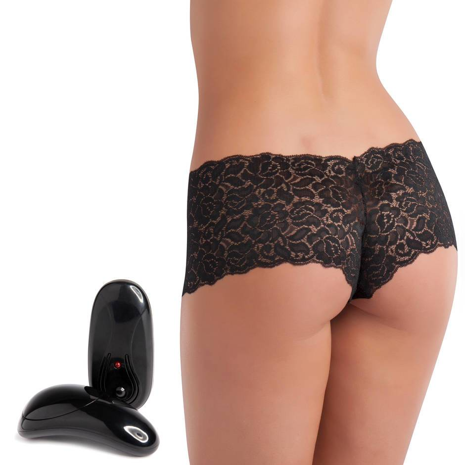Secrets 5 Function Remote Control Vibrating Knickers