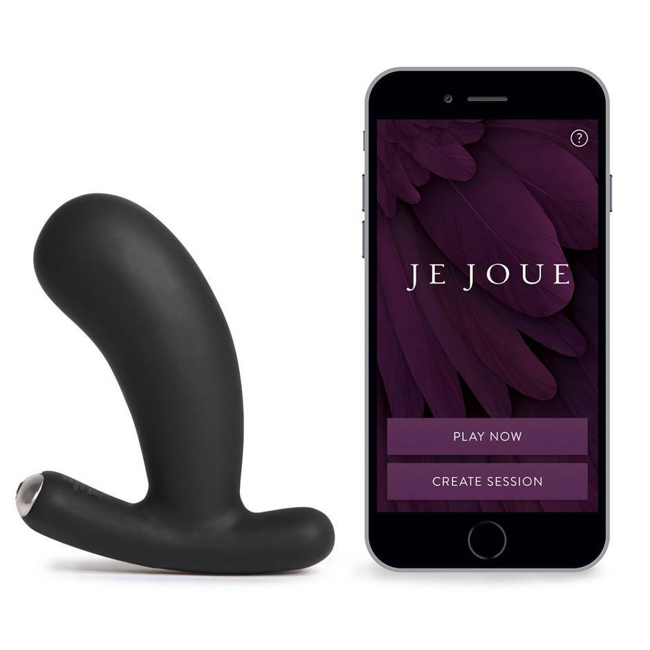 Nuo by Je Joue Luxury Remote and App Controlled Dual Motor Butt Plug
